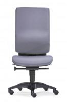 Bandscheiben-Stuhl ERGO ART Basis-Sitz / Grau
