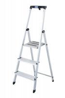 Alu-Stufen-Stehleitern 6 / 80