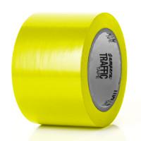 Bodenmarkierungsband Standard, Breite 75 mm Gelb