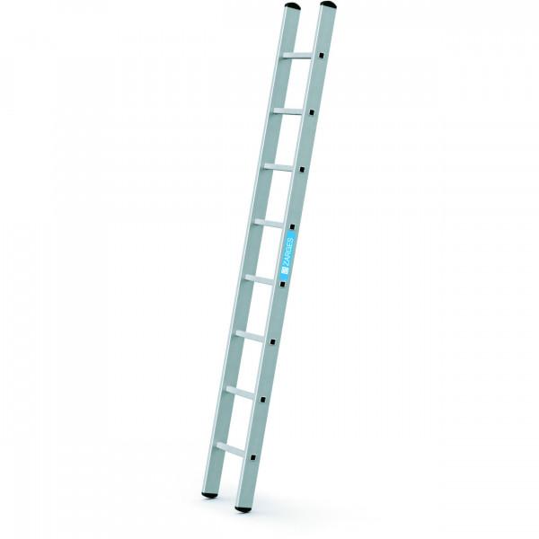 Sprossen-Anlegeleitern, für große Höhen