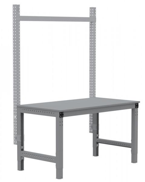 PROFIPLAN Stahl-Aufbauportale mit Ausleger, Grundeinheit