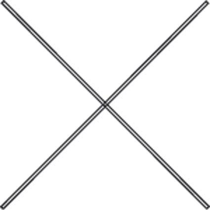 Diagonalverstrebungen pulverbeschichtet, für Grundregale
