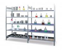 zusätzliche Lagerebene für Gefahrstoffregal, PE-Wannenboden 960 / Wannenboden PE