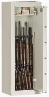 Waffenschrank, verstärkte Ausführung, mit Innentresor 5 Waffenhalter / 125
