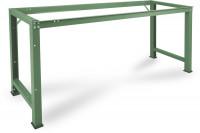 Grundwerkbankgestell PROFI Standard 1250 / Lichtgrau RAL 7035