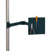 Werkzeugträgerplatten Anthrazit RAL 7016