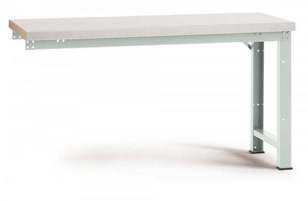 Anbauwerkbank Blechbelag 40 mm PROFI Standard