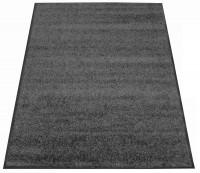 Waschbare Schmutzfangmatte Grau / 1800 x 1200