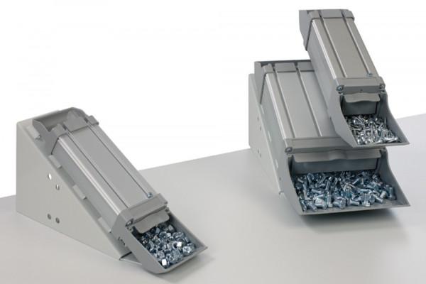Standkonsole für Greifbehälter