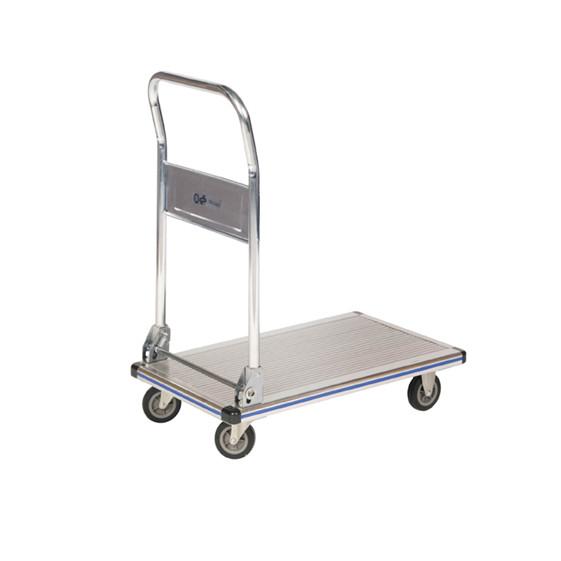 Aluminium Plattformwagen