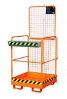 Arbeitsbühne/Sicherheitskorb 800 x 1200 / 2 Personen