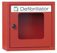 Defibrillator-Schrank ohne Alarmfunktion