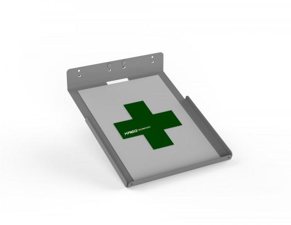 Prospektablage DIN A4 für Hygienestation CLEANSPOT Flex & Premium