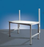 Stahl-Aufbaukomponenten Grundeinheit für PROFI Spezial Alusilber ähnlich RAL 9006