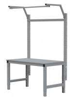 PROFIPLAN Stahl-Aufbauportale mit Ausleger, Grundeinheit 1250