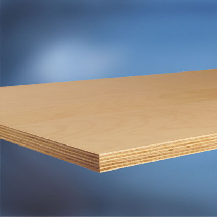 Arbeitstischplatte Multiplex geölt 22 mm