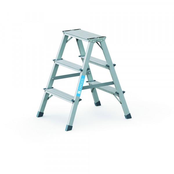 Stufen-Stehleitern, die Preiswerten