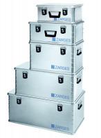 Aluminium-Universalboxen - kompakte Bauweise 60