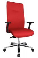 Bürodrehstuhl Vigo Rot
