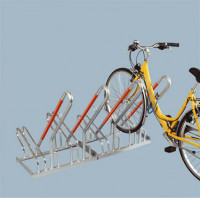 Diebstahlsicherung für Fahrradständer
