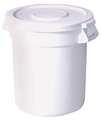 Deckel für runde Mehrzweckbehälter