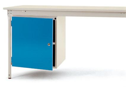 Komplett-Gehäuse BASIS stationär, mit Tür