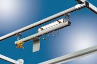 Gerätewagen für Arbeitstische und Werkbänke 2x Elektro 230 V