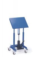Materialständer, dreh und arretierbar 750 x 450 / 720-1080
