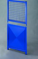 Doppeltür für Trennwand-System Universelle Draht/Blech