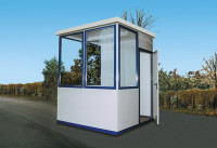 Mobiler Raum, Außenbereich 2045 / 2045