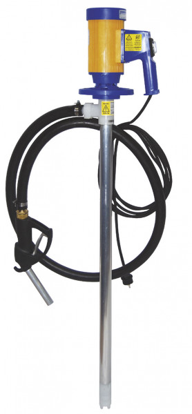 Elektropumpen-Set für hochkonzentrierte Chemikalien