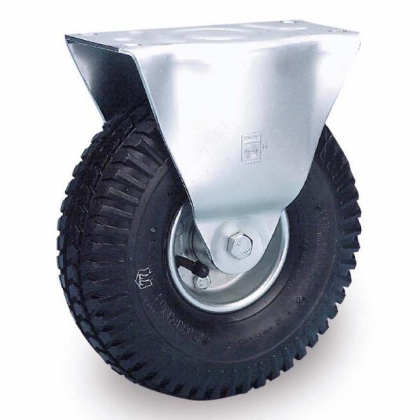 Luft-Bereiftes Ersatzrad, Rillenkugellagerung mit Stahlfelgen