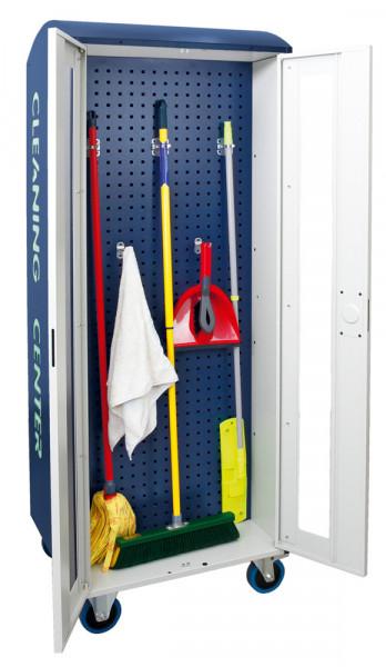 Mobile Abfall- und Reinigungsstationen, Modell 4