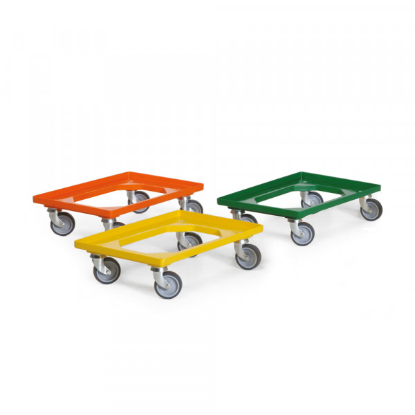 Multiplex-Kasten-Roller für Euro-Normkästen