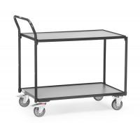 Leichter Tischwagen Grey Edition 1000 x 600 / 2