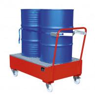 Haltegurte für Fässer 1200 / 2 x 200