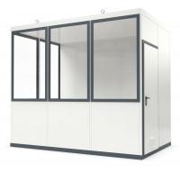 Raumsystem Innenbereich, ohne Fußboden 3045 x 3045
