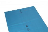 Abfallsäcke, LDPE mit 240 Liter Volumen Blau