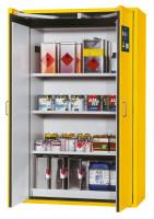 Feuerbeständige Sicherheitsschrank Typ 90 gem. DIN EN 14470-1 Lichtgrau RAL 7035 / 1196