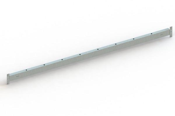 Stufentraversen für Vertikallagerung bei Weitspannregalen