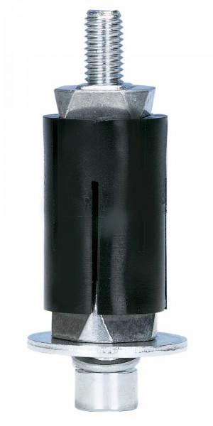 Rohrbefestigungen für Apparaterollen