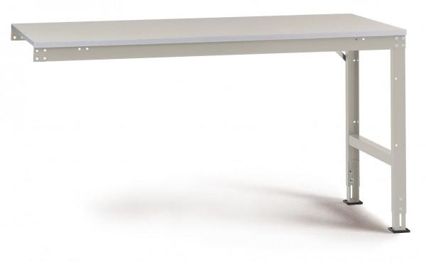 Anbauarbeitstisch UNIVERSAL Standard, Melamin 22 mm