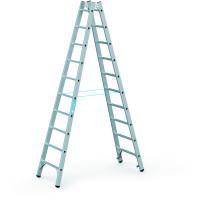 Sprossen-Stehleitern 2x10 / 2,9