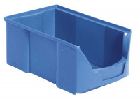 Sichtlagerkästen Futura Blau / 360 x 210 x 145