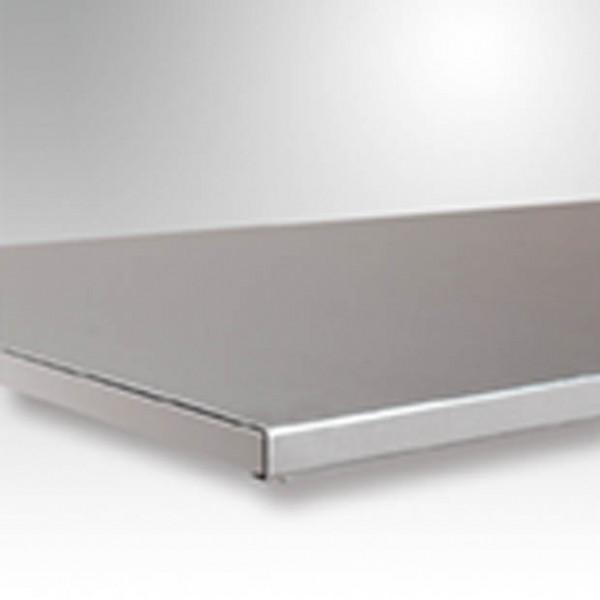 Arbeitstischplatte Blechbelag verzinkt 22 mm