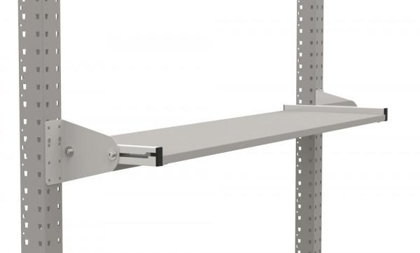 Tiefeneinstellbare Gerätebrücke für MULTIPLAN Arbeitstische