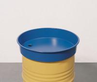 Fasstrichter Ø 650 mm aus Polyethylen, 30 Liter Füllvolumen