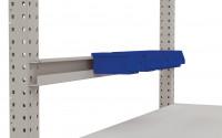Boxenträgerschiene für MULTIPLAN / PROFIPLAN 750 / Lichtgrau RAL 7035