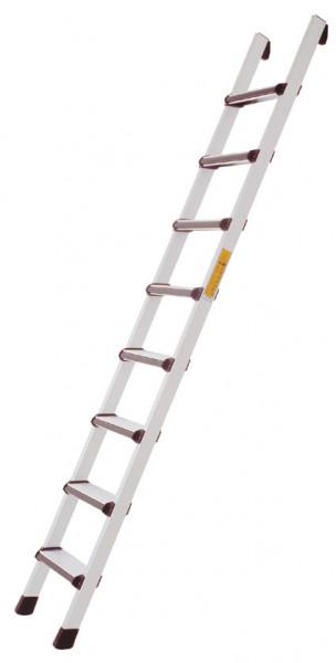 Stufenanlegeleiter mit gepolsterten Stufen leitfähig