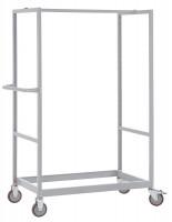 Leichter Grundrahmen für Etagenwagen Varimobil, Höhe 1650 mm